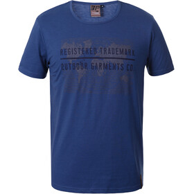 Icepeak Lamont Shortsleeve Shirt Men blue